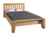 Sherwood Solid Wood King Size Bed  alternative view