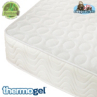 Sleep Secrets Thermo Gel Zoned Mattress - King