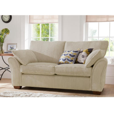 Moorgate Medium Sofa in Ivory Ivory