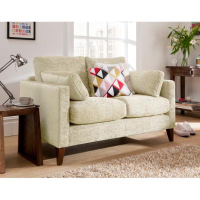 Chelsea Compact Sofa in Cream Cream