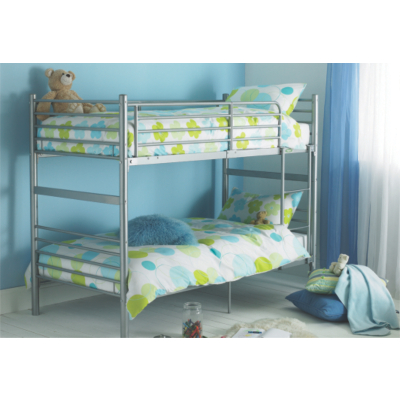 Felix Bunk Bed with Mattresses `SEATTLE 2XBU5