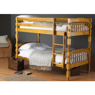 Dakota Bunk Bed with Mattresses BB2�