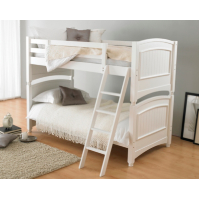 ASDA Harper Bunk Beds with Mattresses COLONIALBUNK