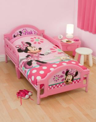 Minnie Mouse Bedroom Furniture Mini Mouse Bedroom Bedroom Style Ideas