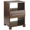 Ohio Wenge Finish Side Table alternative view