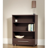Ohio Wenge Finish Small Bookcase alternative view