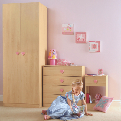 Great Childrens Wardrobes from ASDA