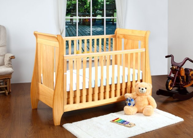 Tutti Bambini Lucas Nursery Range - Oak Finish