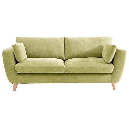 sloane large sofa in green sofas armchairs asda direct