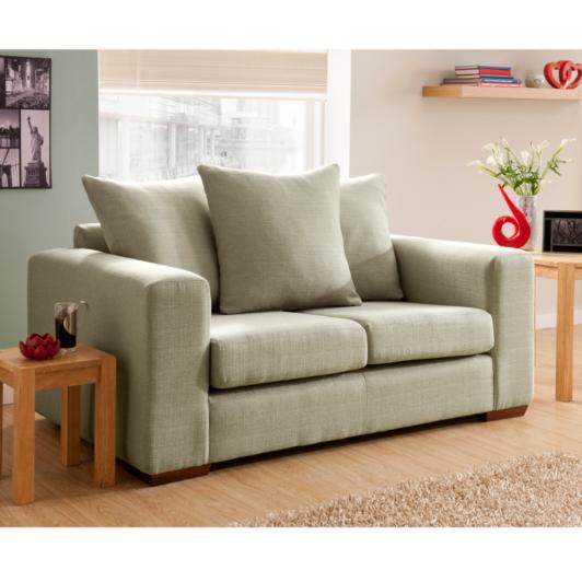 Windsor Medium Sofa In Beige Sofas Amp Armchairs George