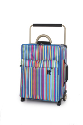 it Luggage World&39s Lightest Trolley Case  Cabin Size MultiColoured