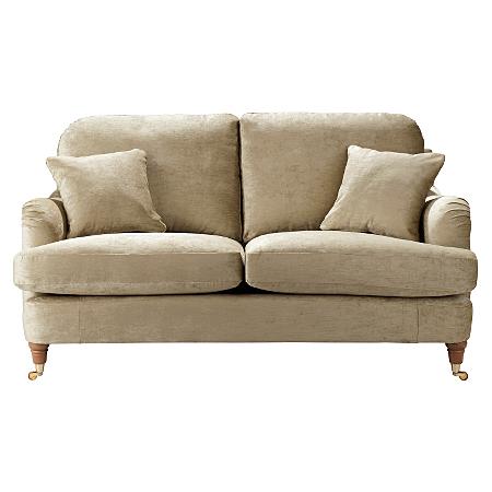gatsby medium sofa in beige sofas armchairs asda direct