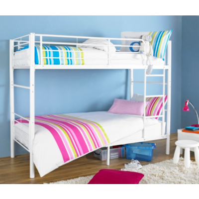 Felix Twin Sleeper Bunk Bed with Mattresses -