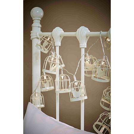 George Home Birdcage String Lights Lighting ASDA direct