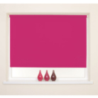 Fuchsia Blackout Roller Blind - Various Sizes