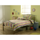 Seattle Bed Metal And Wood- Single
