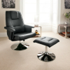 Occasional Recliners in Black main view