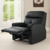 Chicago Recliner Chair - Black alternative view