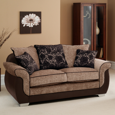 melbury medium sofa fabric sofa brown brown