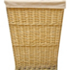 ASDA Light Willow Laundry Hamper alternative view