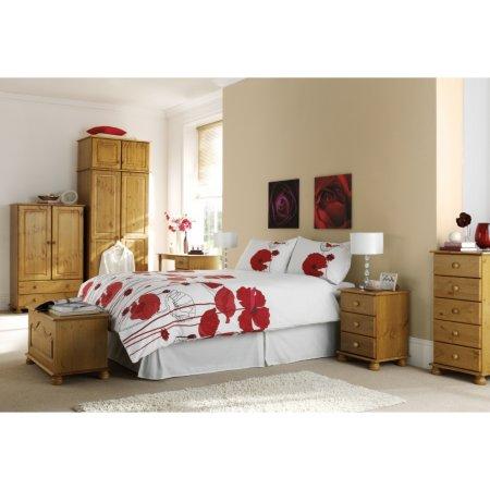 Hampton Pine Bedroom Range