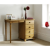 Hampton Pine 4 Drawer Dressing Table main view