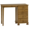 Hampton Pine 4 Drawer Dressing Table alternative view