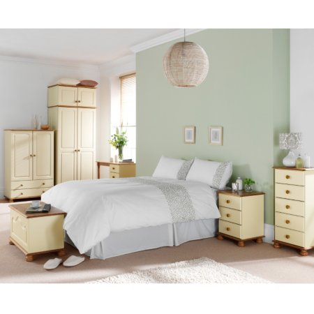 Hampton Cream Bedroom Range