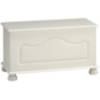 Hampton White Ottoman alternative view