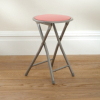 Pink Folding Stool main view