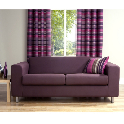 Miami Large Sofa - Purple