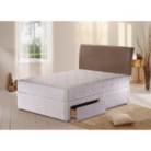 Sealy Classic Memory Divan King - Various Storage