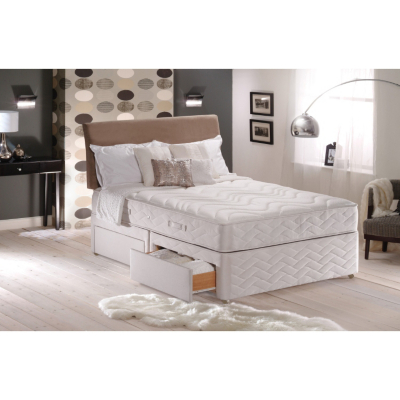Asda direct sealy classic memory supreme divan at asda direct for Divan direct