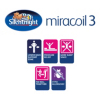 Silentnight Miracoil3 Ortho Double Mattress alternative view
