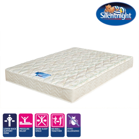Silentnight Miracoil 3 Ortho Mattress King Size
