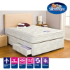 Silentnight Miracoil3 Cushion Top Double Divan No Storage main view