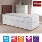 Airsprung Trizone Divan Single - Various Storage
