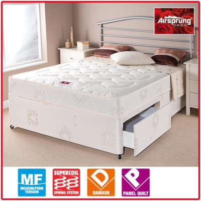 Asda direct beds make special savings today at asda for Divan direct