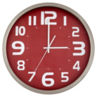 ASDA Metal Wall Clock