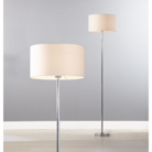ASDA Basic Floor Lamp - Cream