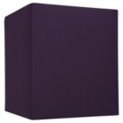 ASDA Square Light Shade - Purple