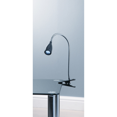 asda clip desk lamp black black tm2154p a review. Black Bedroom Furniture Sets. Home Design Ideas