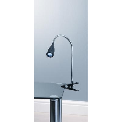 ASDA Clip Desk Lamp - Black, Black TM2154P-A product image