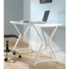 Harlem Desk- White Gloss main view