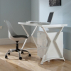 Harlem Desk- White Gloss alternative view
