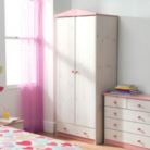 Jill Childrens Wardrobe - 2 Door and 1 Drawer