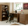 Ascot Desk - Walnut Effect alternative view