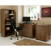Ascot Office Hideaway - Walnut Effect alternative view