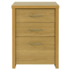 Ascot Filing Cabinet - Oak Effect alternative view