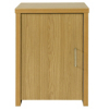 Ascot Cupboard - Oak Effect alternative view